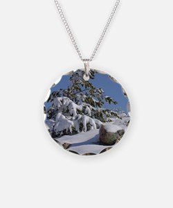 Winter Pine2 Necklace