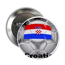 "Croatia 2.25"" Button"
