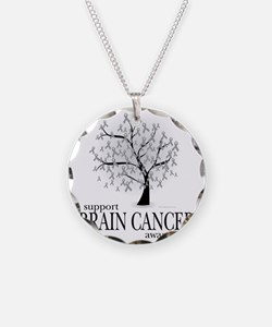 Brain-Cancer-Tree Necklace
