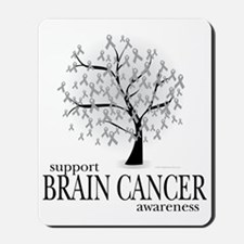 Brain-Cancer-Tree Mousepad