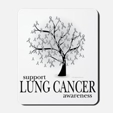 Lung-Cancer-Tree Mousepad