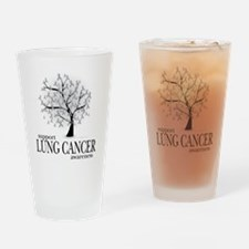 Lung-Cancer-Tree Drinking Glass