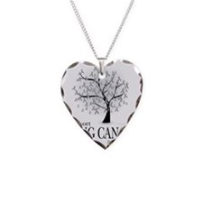 Lung-Cancer-Tree Necklace