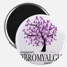 Fibromyalgia-Tree Magnet