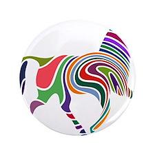 "Cute Horse 3.5"" Button (100 pack)"
