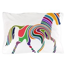 Cute Horse Pillow Case
