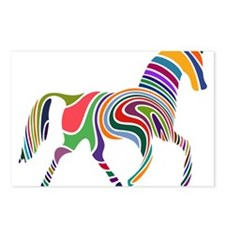 Cute Horse Postcards (Package of 8)
