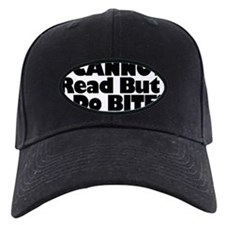 CannotReadDoBite Baseball Hat