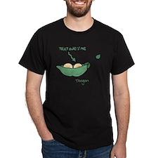 peapod2 that ones me Teagan (annalee  T-Shirt
