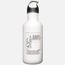 3097_doctor_cartoon_CE Sports Water Bottle
