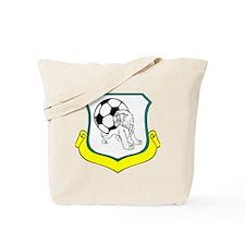 zamundabadge Tote Bag