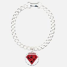 Supermom-redblack Bracelet