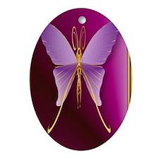 441_iphone_casePOne Big Purple Butte Oval Ornament