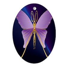 443_iphone_casePOne Big Purple Butte Oval Ornament