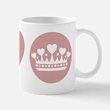 Peace Love Royal - Pink 1 Mug