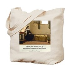 Contemplation5 Tote Bag