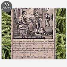 Dorcas Woolen Yarn with yarn frame Puzzle