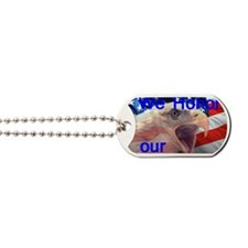 Memorial Day Dog Tags