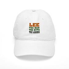 LEE - the myth Baseball Cap