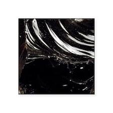 """obsidiansquare Square Sticker 3"""" x 3"""""""