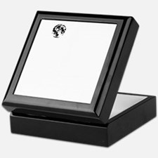 MOONTOWERwhite Keepsake Box