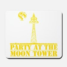 MOONTOWERyellow Mousepad