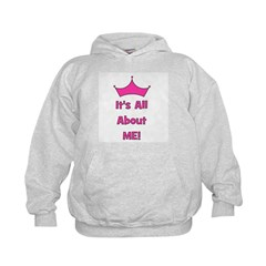 It's All About Me! Pink Hoodie