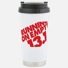 Running on Empty 13.1 Red Stainless Steel Travel M