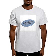 Spashley Ash Grey T-Shirt