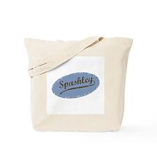 Spashley Tote Bag