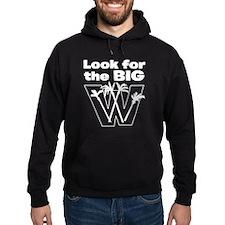BIG-W-SMALL Hoody