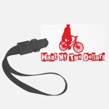 twodollars Luggage Tag