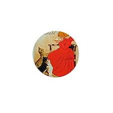 Steinlen_Lait Mini Button