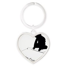 How-I-Roll-2011 Heart Keychain
