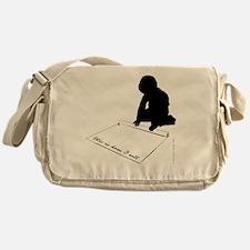 How-I-Roll-2011 Messenger Bag