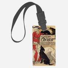 steinlen_cheron Luggage Tag