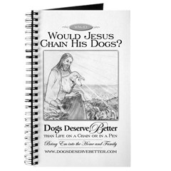Would Jesus Chain Journal