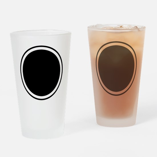 I Corps Drinking Glass
