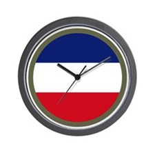 Army Forces Command - FORSCOM Wall Clock