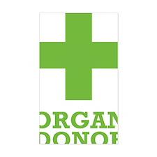 organdonorA Decal