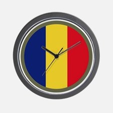 Army Training and Doctrine Command - TR Wall Clock