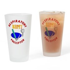 RESPIRATORY PRECEPTOR BEST Drinking Glass
