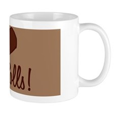 i-love-swiss-rolls_9x18 Small Mugs
