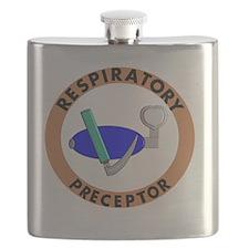 RESPIRATORY PRECEPTOR BROWN Flask