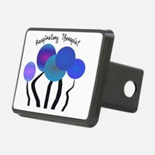 Respiratory Therapist BLUE Hitch Cover