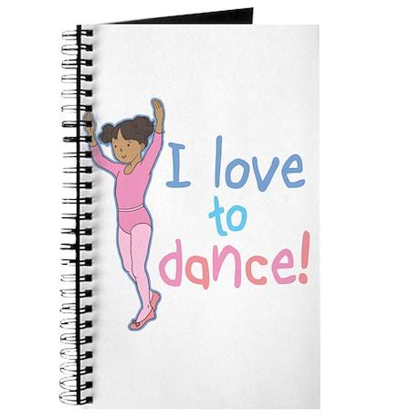 Love Dance Ballet Girl 2 Journal