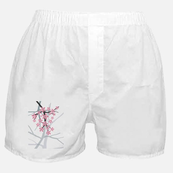 Sakura Boxer Shorts