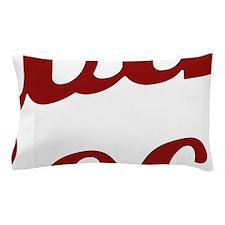 TwinsRockred Pillow Case