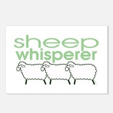 Sheep Whisperer Postcards (Package of 8)