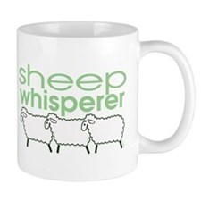 Sheep Whisperer Small Mug